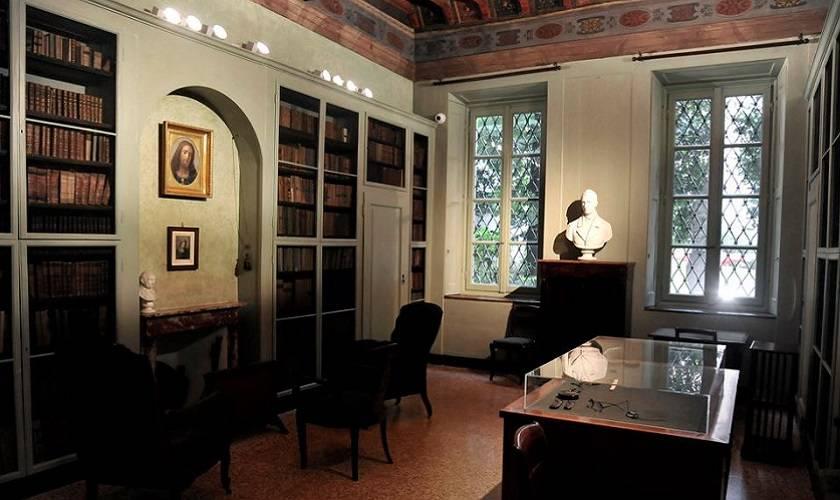 La casa di alessandro manzoni visite guidate a milano for La casa rosa milano