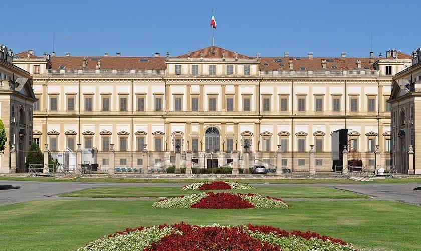Tour Della Villa Reale Di Monza
