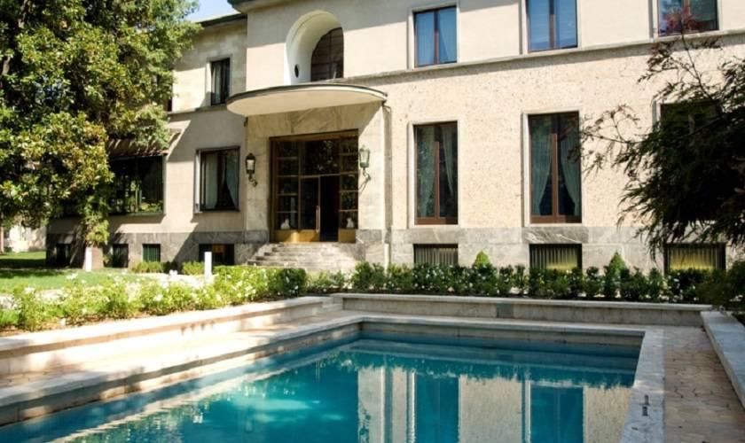 Villa Necchi Campiglio Visite