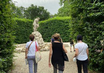 """Anna """"Nel giardino di Villa Arconati"""""""